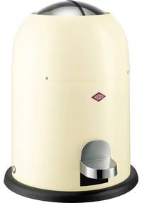 Afvalemmer Wesco Single Master 9 Liter Amandel