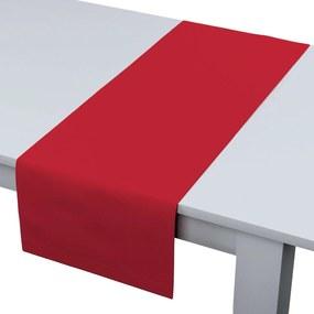 Rechthoekige tafelloper, rood