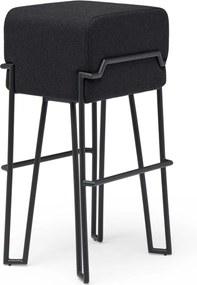 Puik Bokk barkruk 75cm zwart