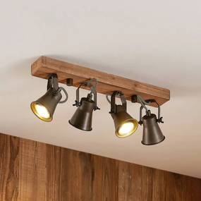 Grandesa plafondspot, 4-lamps - lampen-24