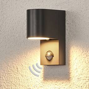 Buitenwandlamp Palina met bewegingssensor - lampen-24