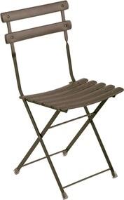 Emu Arc En Ciel Folding Chair tuinstoel indian brown set van 2