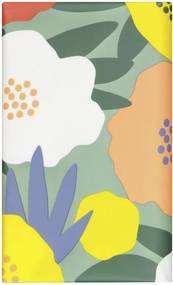 Tafelzeil 240x140 Polyester Bloemen