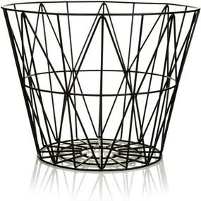 Ferm Living Wire Medium basket 50 cm