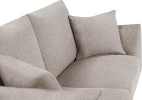 Guy Laroche Home | 2-Zitsbank Home Desire breedte 160 cm x diepte 82 cm x hoogte 95 cm beige zitbanken - bekleding: 100% | NADUVI outlet