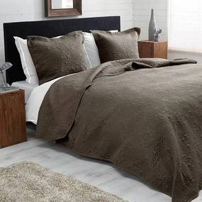 Sleeptime Elegance Bedsprei Clara - Taupe
