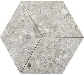 Royal plaza Ceppo di gre tegelmat 29x33,5 grijs