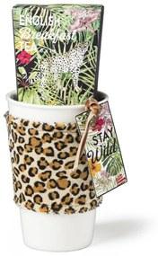 Mok giftset luipaard - thee