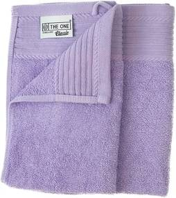 The One Towelling 2-PACK: Gastendoekjes Classic -30 x 50 cm - Lavendel