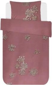 ESSENZA   Dekbedovertrekset Lauren tweepersoons: breedte 200 cm x lengte 220 cm + 2x dusty roze dekbedovertreksets katoen   NADUVI outlet