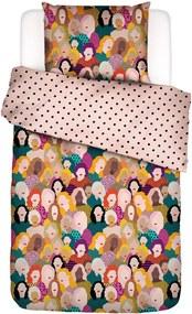Covers & Co We Got This dekbedovertrekset van katoen perkal 200TC - inclusief kussenslopen