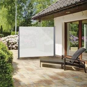 909 Outdoor Oprolbaar Windscherm 150 x 300 cm, Kleur: Zwart