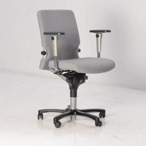 Bureaustoel Comforto 77, grijs, 3D armleggers