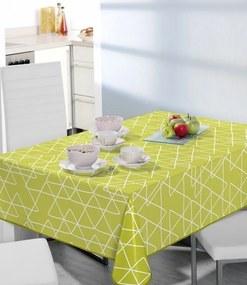 Tafelzeil Tipis Apple Green - 160cm
