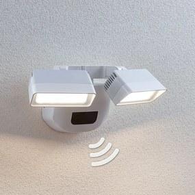 LED buiten wandlant Nikoleta m sensor, 2 lampjes - lampen-24