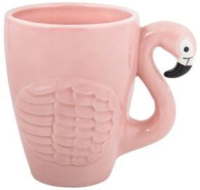 Mok flamingo - 20 cl - roze