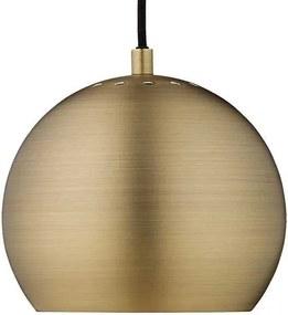 Frandsen Ball Metallic hanglamp antique brass