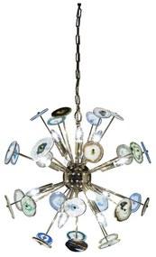 Kare Design Chips Spoetnik Hanglamp
