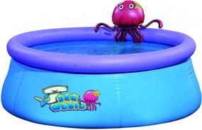 Mascot Online Opblaasbaar Zwembad - Octopus