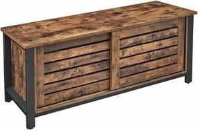 Loods 1 TV-meubel/ TV-kast/ TV-tafel 110x40x45 cm