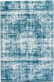 Vloerkleed - Vintage - Lichtblauw Lifa Living Patroon 80 x 150 cm - Ga naar Dekbed-Discounter.nl & Profiteer Nu