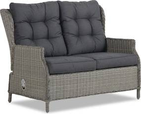 Garden Collections New Castle lounge tuinbank 2-zits verstelbaar