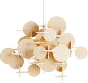 Normann Copenhagen Bau Small Houten Design Hanglamp Nature
