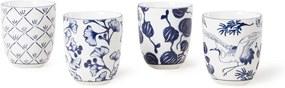 Tokyo Design Studio Flora Japonica kopje 17 cl set van 4
