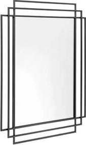 Square Wandspiegel