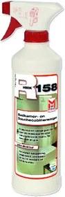 Hmk bad-en douchereiniger flacon 0,5 liter transparant