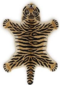 Doing Goods Drowsy Tiger Small vloerkleed 100 x 65 cm