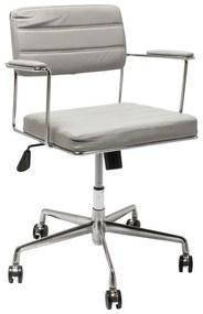 Kare Design Dottore Grey Bureaustoel Retro
