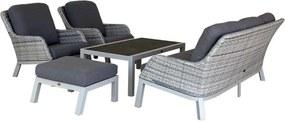 Loungeset fair haven frozen grey