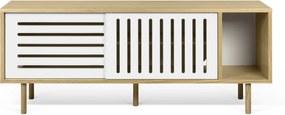 TemaHome Dann Modern Tv-meubel Eiken - 165x46x66cm.