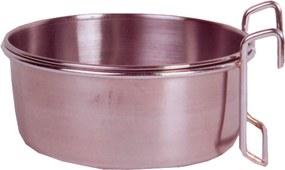 RVS voerbak met houder 15 cm - 950 ml