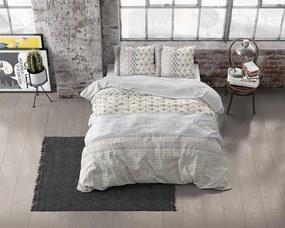 Dreamhouse - Knitty Dekbedovertrek Flanel (Warm) - Creme - 140 x 220