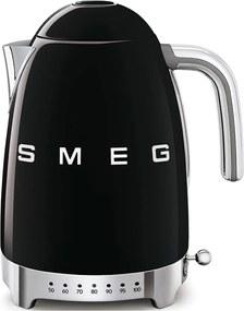Smeg Waterkoker 1,7 liter KLF04BLEU - zwart