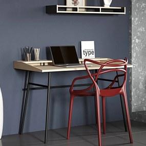 TemaHome Ply Modern Eiken Bureau - 12 X 60cm.