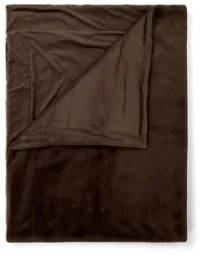 Essenza Furry plaid van imitatiebont 150 x 200 cm