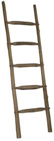 Decoratieve ladder recycle - 210 cm
