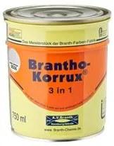 Brantho Korrux 3 in 1 - RAL 9006 Blank Aluminium - 750 ml