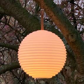 Nikki.Amsterdam The.Ball Tuin Lampion Met Multicolor LED