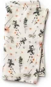 Bamboe Hydrofiele doek - Meadow Blossom - Babydeken