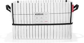 #urban box Tokyo Opbergbox - Polypropyleen - 30L - #Urban Wit;Zwart