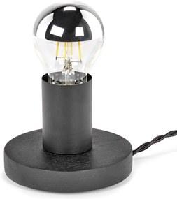 Serax 19 Tafellamp Zwart Hout