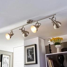 Vintage keukenlamp Julin, vierlamps - lampen-24