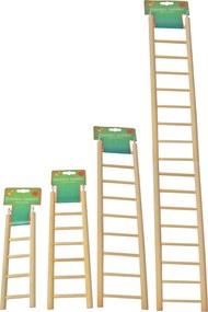 Houten ladder 5 traps