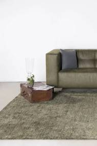 Brinker Carpets - Brinker Feel Good Carpets Mateo Green - 170 x 230 - Vloerkleed