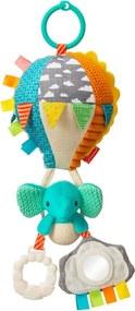 Hangspeeltje Go-Gaga Luchtballon - Rammelaar
