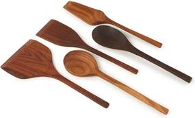 Serax Pure keukengerei van hout 5-delig